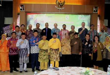 BPPT Bersama Pemkab Pelalawan Taja FGD Dalam Pengembangan Sawit Sapi